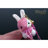 Little Japanese kimono USAGI bunny with cute ribbon