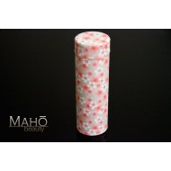 Decorative Japanese tea can Caddy Washi origami Pastel sakura 80g