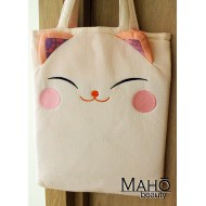 Japanese kimono Chirimen bag: Cute and stylish design accessory: Pink