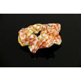 Cute JAPANESE style hair gum band Uroko Triangles