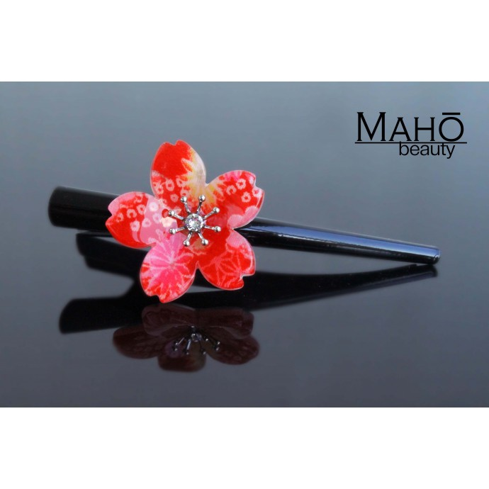 Cute Japanese Hair Accessory Ornamental Hair Clip
