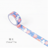 Plum Blossoms Rabbit Washi Masking Tape Craft Sticker Ume Usagi 7m
