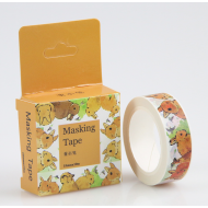 Kawaii Washi Masking Tape Craft Sticker Usagi rabbits