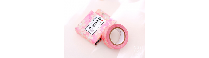 Japanese masking tapes