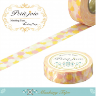 18m Washi Masking Tape Craft Sticker Japanese pattern mosaic