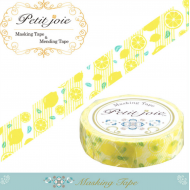 18m Washi Masking Tape Craft Sticker citrus