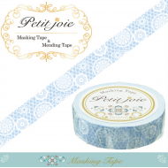 18m Washi Masking Tape Craft Sticker Japanese pattern blue