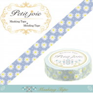 18m Washi Masking Tape Craft Sticker Japanese pattern コスモ Cosmos flowers