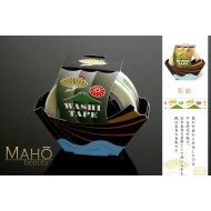 Lovely Washi Masking Tape Craft Sticker Mt. Fuji  kikutsuru 菊鶴