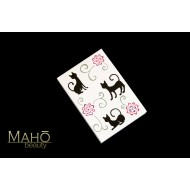 Cute Japanese style Memo Pads NEKO playing cats