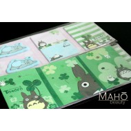 Cute Japanese style Folding Memo Pads GHIBLI MY NEIGHBOR TOTORO