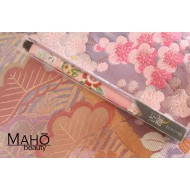 Akashiya Koto-Japanese Brush Pen With Beautiful Patterns - Pink