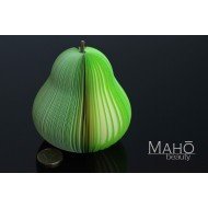 'Kudamemo' super cute Japanese style fruit- shaped paper notepads! Pear
