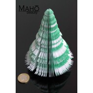 Super cute Japanese style 3D Christmas Tree - shaped Writing paper notepads! Great gift idea!
