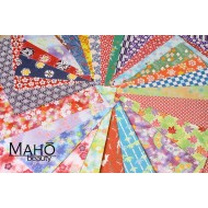 Traditional Japanese washi origami folding paper 30 sheets