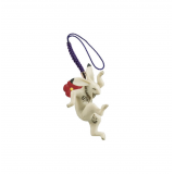 CHŌJŪ-GIGA Japanese Netsuke Cell Phone Charm usagi rabbit