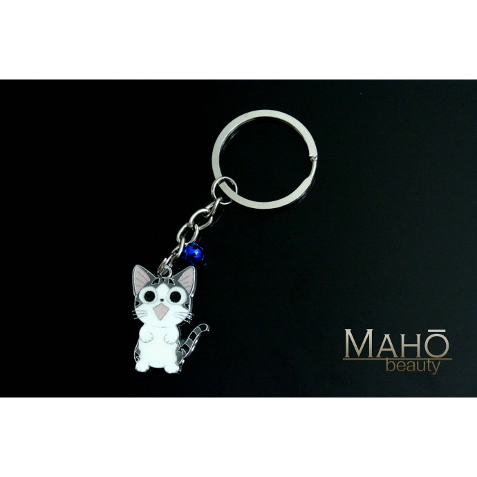 Japanese Anime Neko Cat Chi's Sweet Home Metal Keychain Limited edition