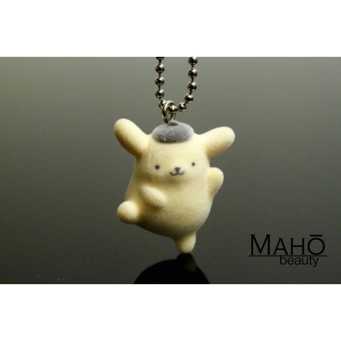 Adorable POmPOMpurin Charm Cell Phone Strap Keychain