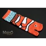Japanese style TABI SOCKS 22 – 25 cm NEMO Clown Fish