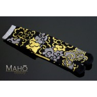 Cool Japanese style Tabi socks: Kumo clouds 雲 25-27 cm