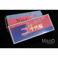 DAIHATSU Made in Japan natural incense Chiyozura: Transcendent aroma of Cherry blossoms and Musk