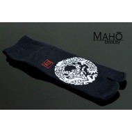 Cool Japanese design Tabi socks: RYU The dragon 25-27 cm