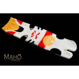Amina MADE IN JAPAN TABI SOCKS: Maneki neko cat 23 – 25 cm