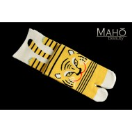 2017 MADE IN JAPAN TABI SOCKS: TIGER 虎 Tora 25 – 28 cm