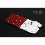 Adorable Japanese style Tabi socks Kawaii character