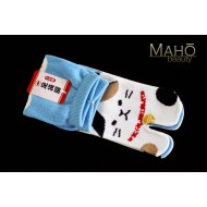 MADE IN JAPAN TABI SOCKS: NEKO 22 – 25 cm Blue
