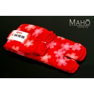 Cute ORIGINAL MADE IN JAPAN TABI SOCKS: Sakura 22 – 25 cm