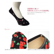 Lovely Japanese style pattern women's house wear/guests socks
