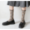 Lovely JAPANESE STYLE SOCKS: ruffled lace patterns 22 – 25 cm
