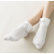 Cool and stylish Button Up Shirt Type Socks. White