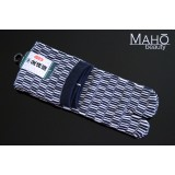 HIGH quality ORIGINAL MADE IN JAPAN TABI SOCKS: Yabane pattern 25 – 27 cm blue