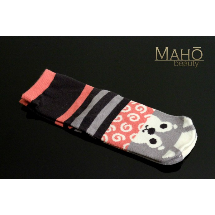 JAPANESE STYLE SOCKS: 22 – 25 cm Dog inu