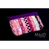 Lovely Japanese Kimono pattern pouch cosmetic case bag