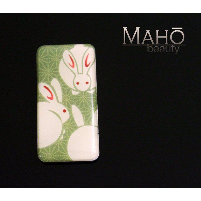 Cute Japanese design fridge magnet USagi Rabbit 44x21 mm