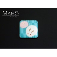 Cute Japanese design fridge magnet USagi Rabbit 22x21mm