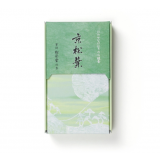 SHOYEIDO Matsuba Pine tree made in Japan incense short sticks Pine 松葉