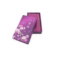 Hanga Japanese double rose Fragrance: Natural Japanese Incense Sticks by Kousaido