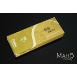Ashibe Yuzu citrus-scented Japanese incense sticks 50g