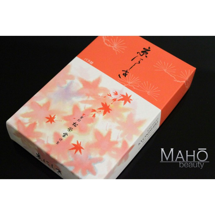SHOYEIDO Kyo-nishiki made in Japan incense Kyoto Autumn Leaves Patchouli 450 sticks