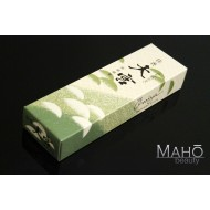Refined Low smoke Japanese Incense Sticks Hinoki Omiya Oriental fragrance of Cypress 37g