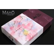SHOYEIDO Ranka ''Orchid'' made in Japan natural incense: Subtle floral aroma 450 sticks