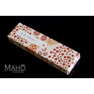 "Japanese incense sticks by Kameyama White Plum blossoms ""UME"" 白梅 30g"
