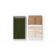 SHOYEIDO Nokiba moss garden made in Japan incense Sandalwood 250 sticks