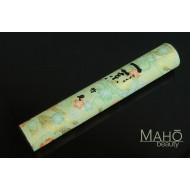 Japanese incense sticks Shade of Spring leaves by Okuno Seimeido low smoke type