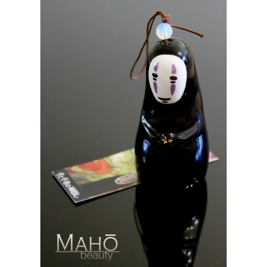 Japanese Wind Chime Furin Spirited Away Faceless Kaonashi カオナシ